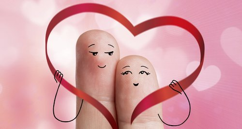 čustva odnosi ujemanje ljubezen število duše