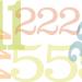 števila lili sorum